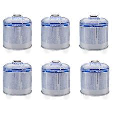 CADAC 6 x Schraubkartusche - 500 g Ventil Gas Kartusche Kocher Butan Propan Mix