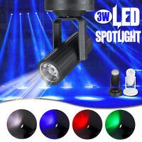 3W RGB LED Stage Beam Spotlight Spot Light Ceiling Downlight Party DJ Disco  !