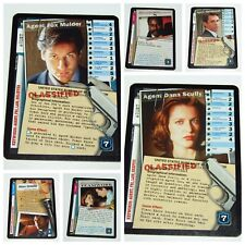 The X-Files CCG ~ Premiere ~ Truth ~ 101361 ~ Promo ~ Rare and Ultra Rare Cards