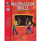 On The Mark Press OTM1130 Multiplication Drills Gr. 4-6