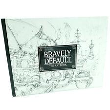 Art Book Bravely Default - Nintendo 3DS - Très bon état