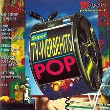 TV-Werbehits Pop (1992) Kate Yanai, Bangles, Lovin' Spoonful, Steppenwolf.. [CD]