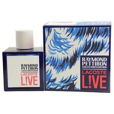 Lacoste Live by Lacoste EDT Spray 3.3 oz Raymond Pettibon Collector's Edition