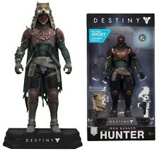"Destiny Iron Banner Hunter Figure Colour Tops 7"" Figure McFarlane Bungie"