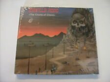 MANILLA ROAD - THE COURTS OF CHAOS - CD DIGIPACK NEW SEALED 2019