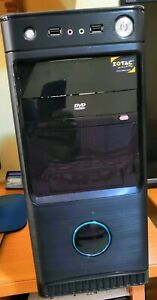 Case Pc Computer Atx Nero