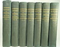 (7 Vols)The History of France from Earliest Times to 1848 1st Ed 1848 Vol 2 - 8
