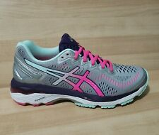 Womens ASICS GEL KAYANO 23 Running Shoes size 6 Narrow Athletic Sneakers T699N