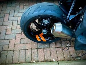 Motorcycle Chevron Wheel Rim Stickers Decals UK Made to order Premium Quality