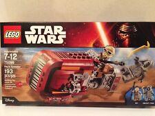 Lego Star Wars Rey's Speeder 75099 The Force Awakens NISB