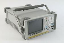 Agilent Omniber 718 Multi Rate Communication Performance Analyzer With Options