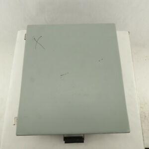 "Hammond 1414PH06 16 x 14 x 6"" Type 12 Electrical Enclosure"