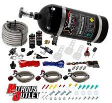 Nitrous Outlet X Series 2014 62l Supercharged Lt4 Single Nozzle System Kit