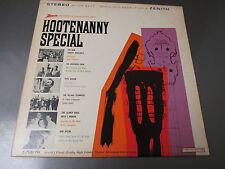 1965 V/A Zenith Presents Hootenanny Special LP EX/VG+ Columbia CSP 216 Bob Dylan