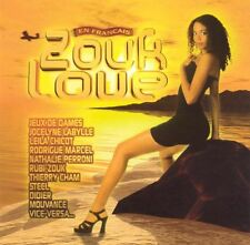Zouk Love En Francais [IMPORT] by Various Artists  (used CD, 2001)