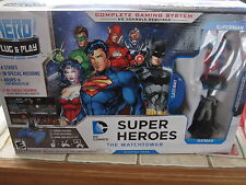 DC COMICS SUPER HEROES HERO THE WATCHTOWER COMPLETE GAMING SYSTEM Plug and Play