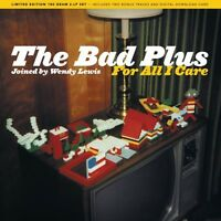 The Bad Plus - For All I Care [New CD]