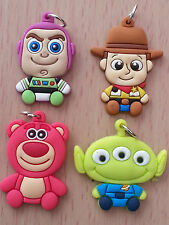 PACK 3 - TOY STORY buzz woody   LOOM BAND CHARMS  bracelets DIY   (3 sent)