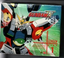 2000 Upper Deck Gundam Wing Series 1 Trading Cards Sealed Box 24 Packs