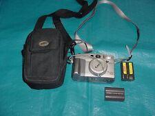 Canon PowerShot G2 PC1015 4MP Camera, 2 batteries, Lowepro case, memory card