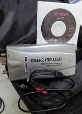 Voltcraft DSO2150 Pc Usb Digitales Oszilloskop 60Mhz 150Msa / S 64K hs