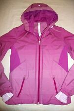 *RARE* Lululemon Jacket Hoodie Hooded Black Womens Size 8 SOLD OUT