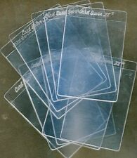 CARD SAVER 2 II SEMI-RIGID CARD HOLDER 10 CT LOT  BRAND NEW - B2 GET 5 FREE CSII