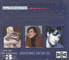 Leon Gieco,Miguel Mateos,Charly Garcia Box set 3CD New Nuevo sealed