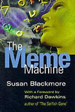 THE MEME MACHINE., Blackmore, Susan., Used; Very Good Book