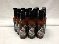 12 SMOKEY SCARPS SMOKIN HOT SAUCE BHUT JOLOKIA GHOST PEPPER SCOVILLE NO EXTRACT