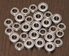 (28pcs) TAMIYA MOUNTAINEER / BRUISER Metal Sealed Ball Bearing Set