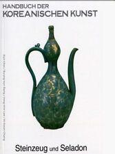 Libro especializado del manual coreanos cerámica de arte. Vol. 1 muchas imágenes nuevo genial