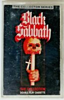 Cassette - BLACK SABBATH - The Collection (only one tape) - CCSMC 109 (1985)