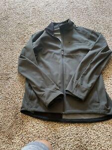 Shimano Men's Transit Softshell Jacket Cycling  Size Medium