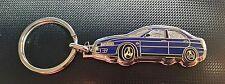 MITSUBISHI LANCER LLavero esmaltado - Medidas del vehículo 58x23mm