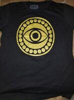 NWOT Marvel Comics Dr. Strange Eye of Agamotto juniors crew womens t-shirt XL
