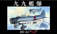 Fujimi 311111 JB-02 Aichi D3A1 (VAL) Navy Type 99 Carrier Bomber Model 11 1/48