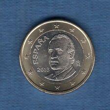 Espagne - 2013 - 1 euro - Pièce neuve de rouleau -