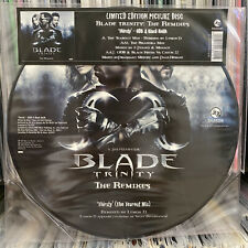 """OL' DIRTY BASTARD + BLACK KEITH - THIRSTY (REMIXES) (12"""") 2004!!  PICTURE DISC!!"""