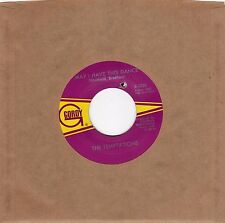 The Temptations-May I Have This Dance (VG+)