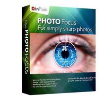 Inpixio Photo Focus 2019 Full Version Sharp Photos - Windows - Instant Download