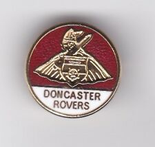 Doncaster Rovers - lapel badge No.1 brooch fitting