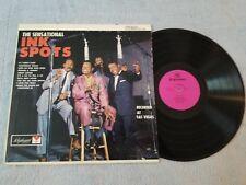 The Sensational Ink Spots - DS 2227 - Vinyl LP Record Album - Diplomat