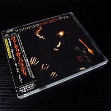Vanessa Paradis - Live JAPAN CD W/OBI POCP-1403 #115-1