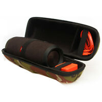 Camouflage Carrying Case Storage Bag For JBL Charge 3 Wireless Bluetooth Speaker