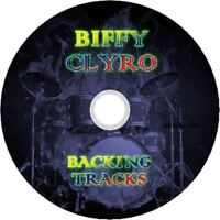 BIFFY CLYRO GUITAR BACKING TRACKS CD BEST GREATEST HITS MUSIC PLAY ALONG ROCK