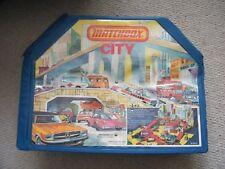 Matchbox City Playset Vintage