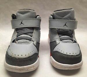 Air Jordan Flight SC-3 Sneakers size 6C Toddler Child Wolf