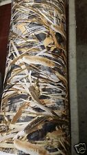 "72"" x 60""  Flooded Timber True Timber Camouflage Camo Headliner 3/16"" Foam Back"