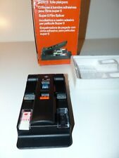 AGFA - COLLEUSE A BANDES ADHESIVES pour films Super 8